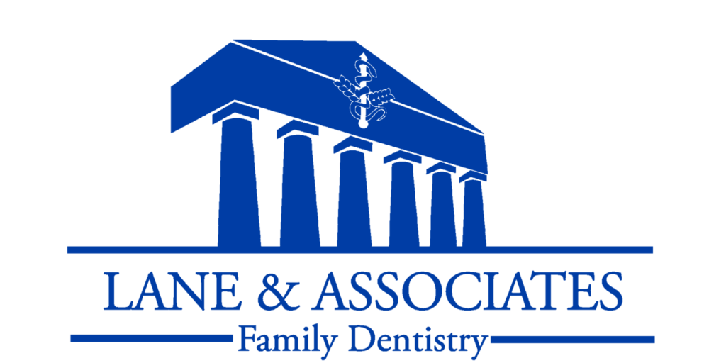 Lane & Associates Blue logo
