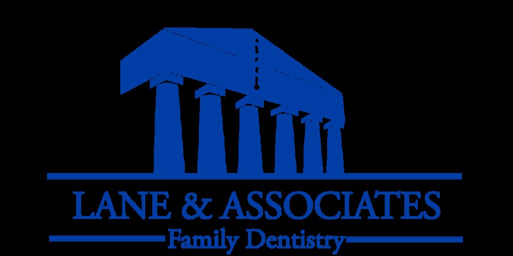 Lane & Associates Blue logo