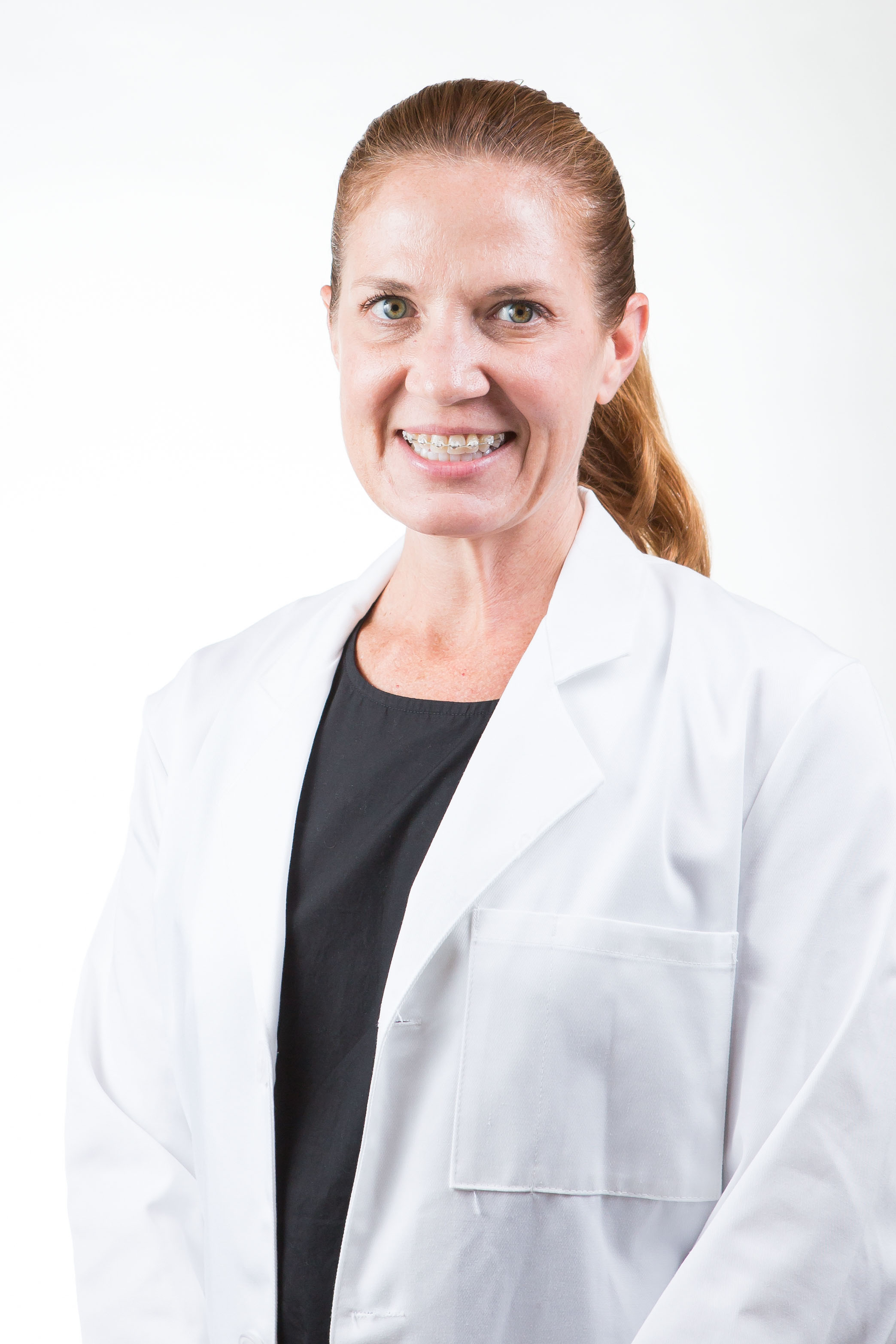 Dr. Cortney Davis Periodontist headshot