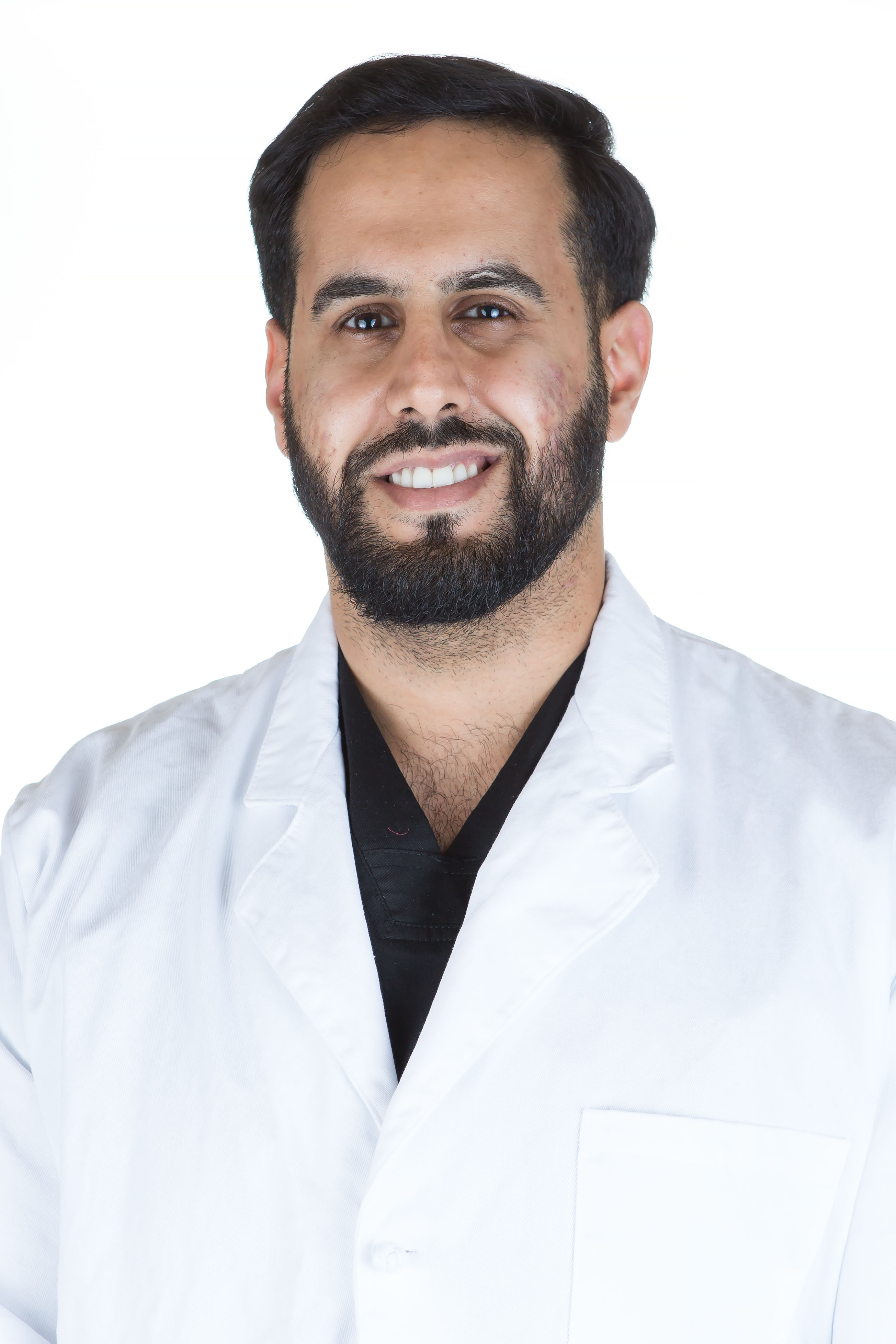 Dr. Mohammad Farhan Headshot