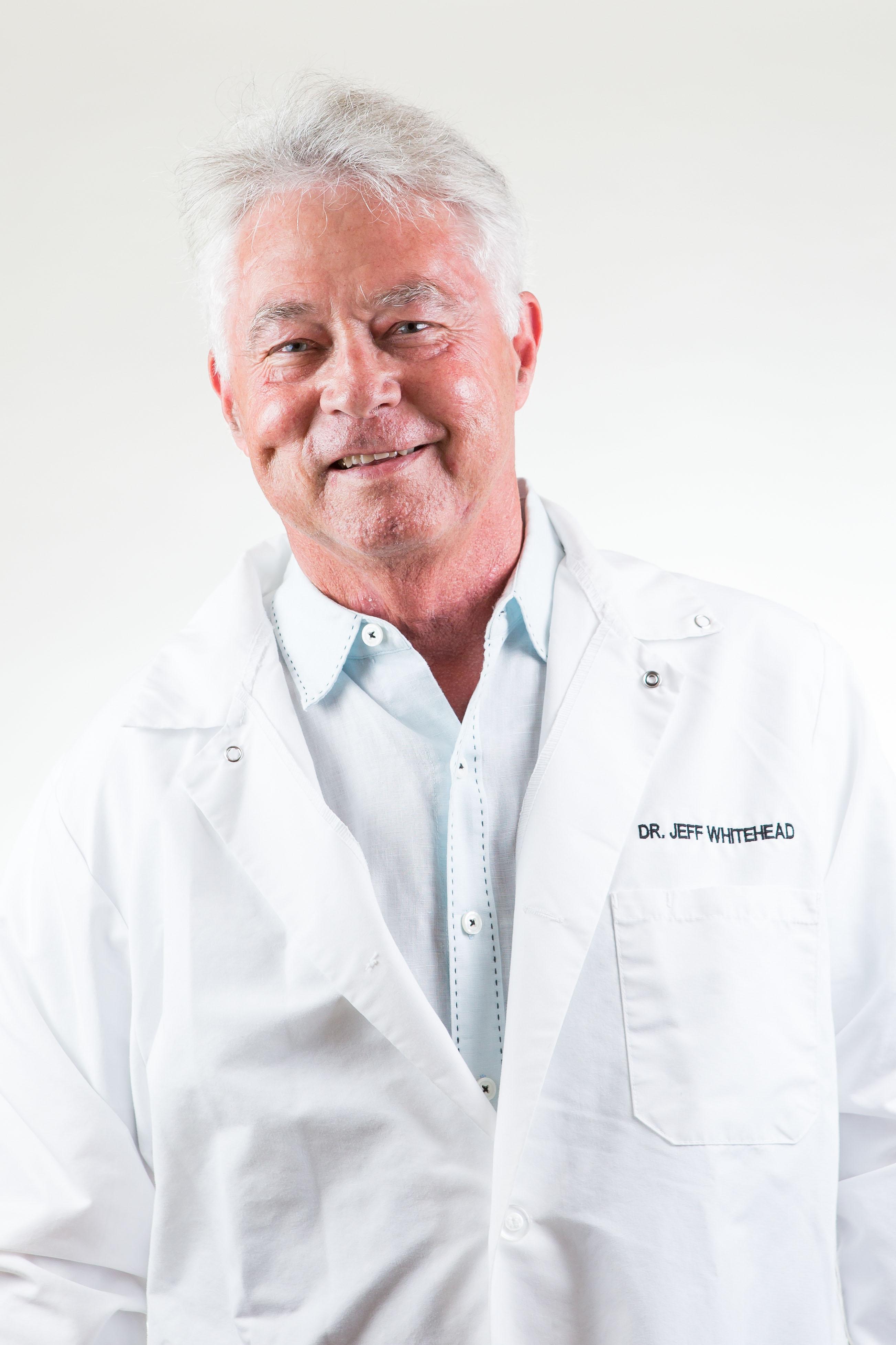 dr jeff whitehead