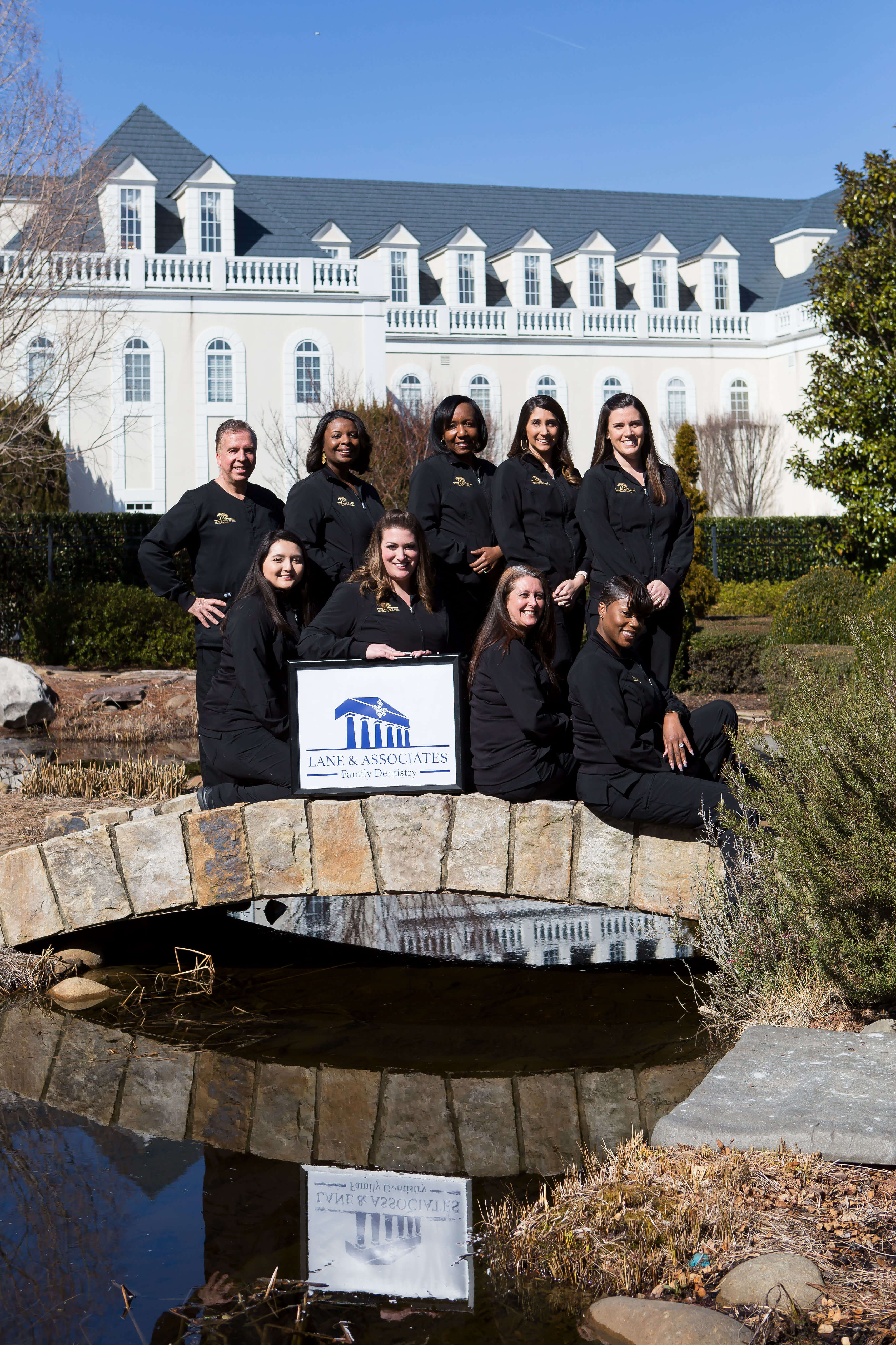 Garner NC Dentist | Lane & Associates | Cleveland Rd Dental Office 40/42