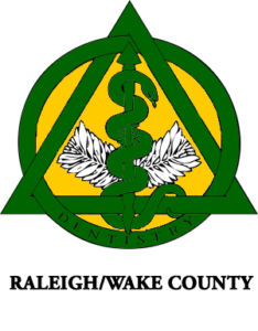 dark green and yellow dentistry symbol for raleigh wake country dental society
