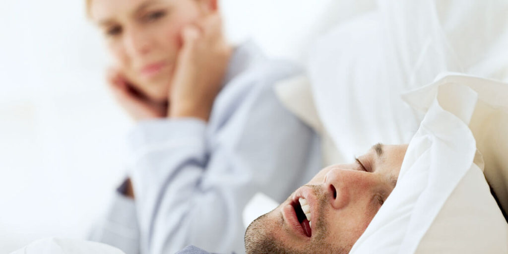 Sleep apnea causes