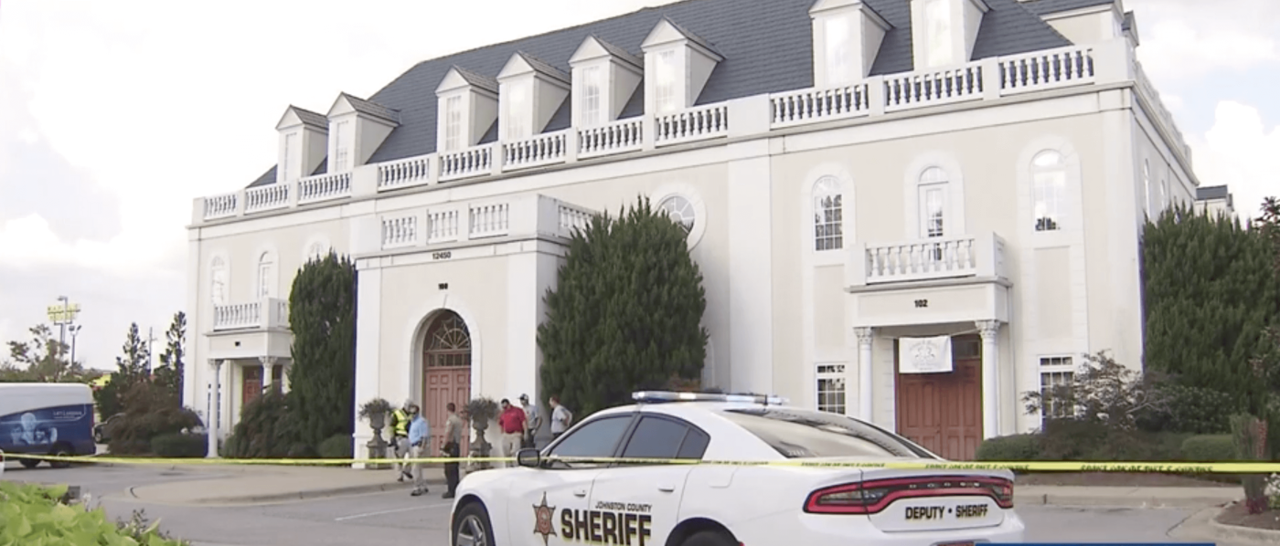 Garner NC Sedation Dentist saves Shooting Victims life