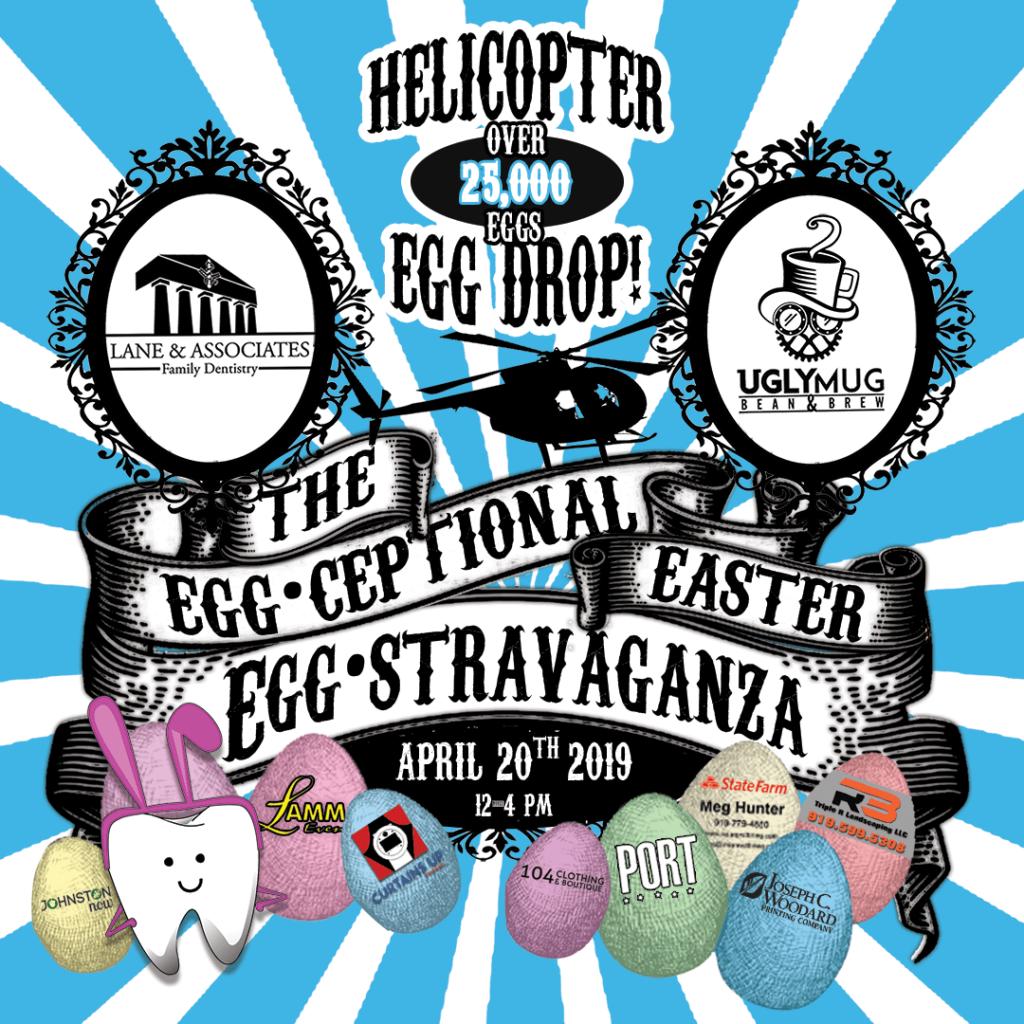 Social Media square Eggceptional Easter Eggstravaganza image
