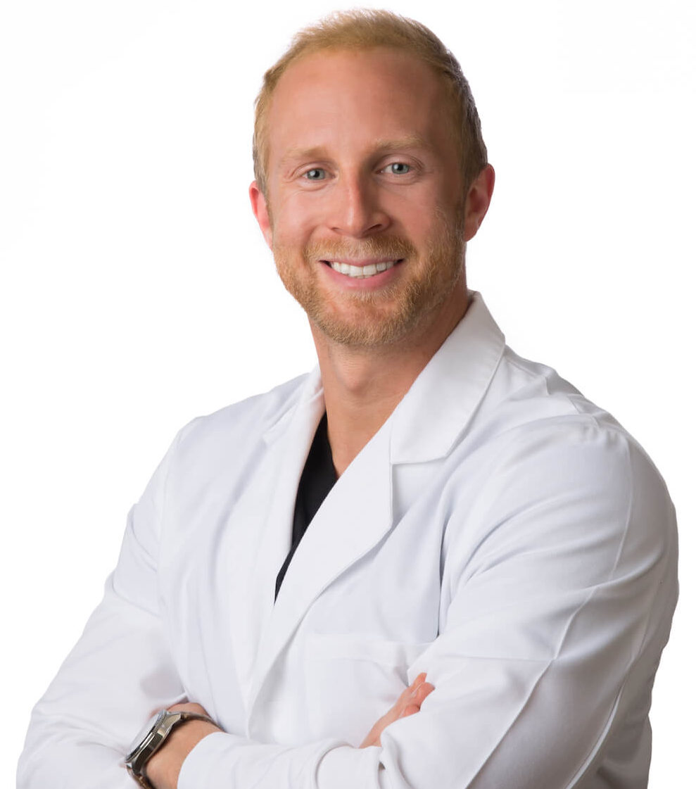 Dr. John Sands Dentist Headshot
