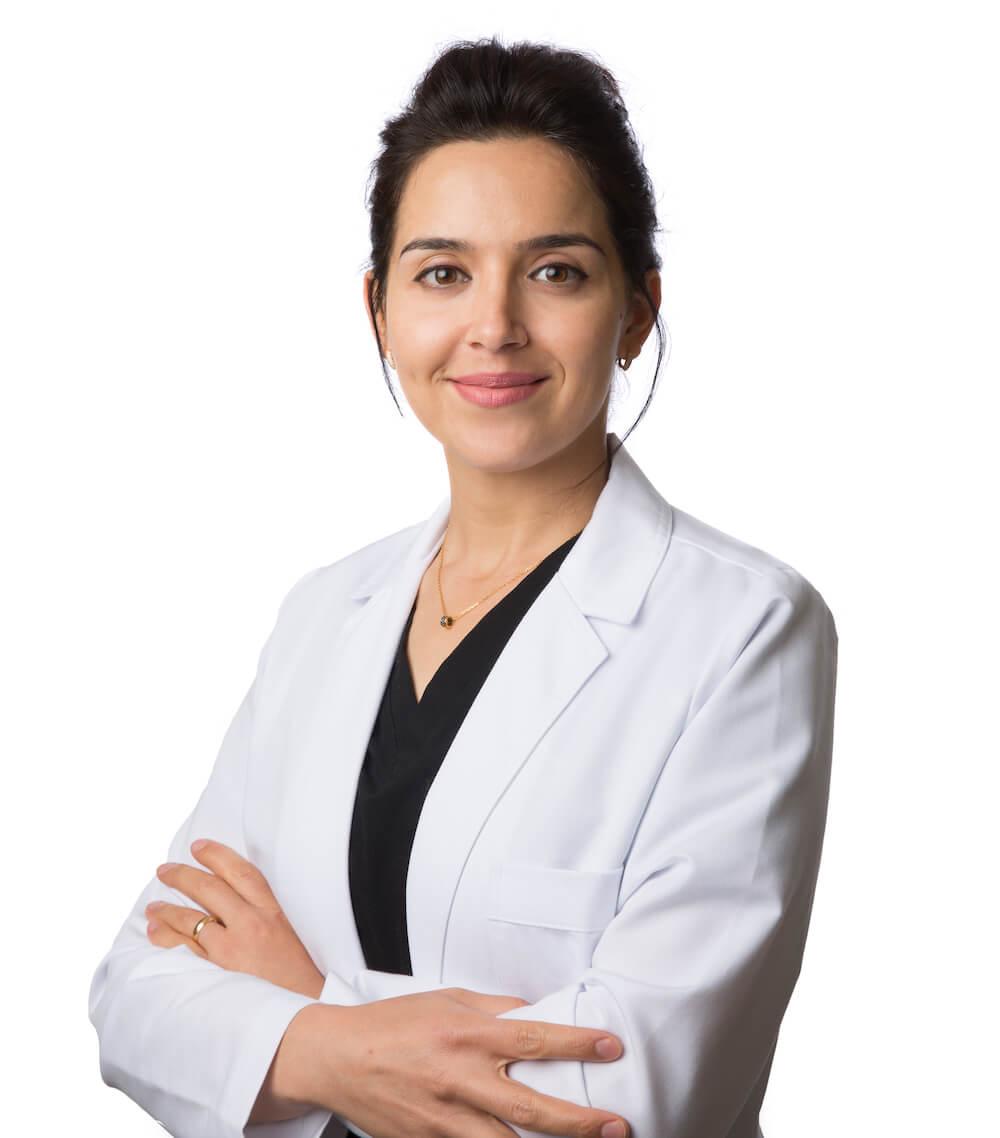Dr. Sarah Hussain Endodontist