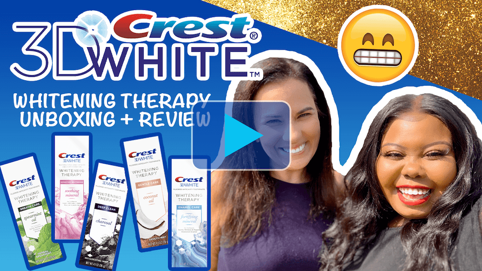 Crest 3D White Toothpaste Reviews