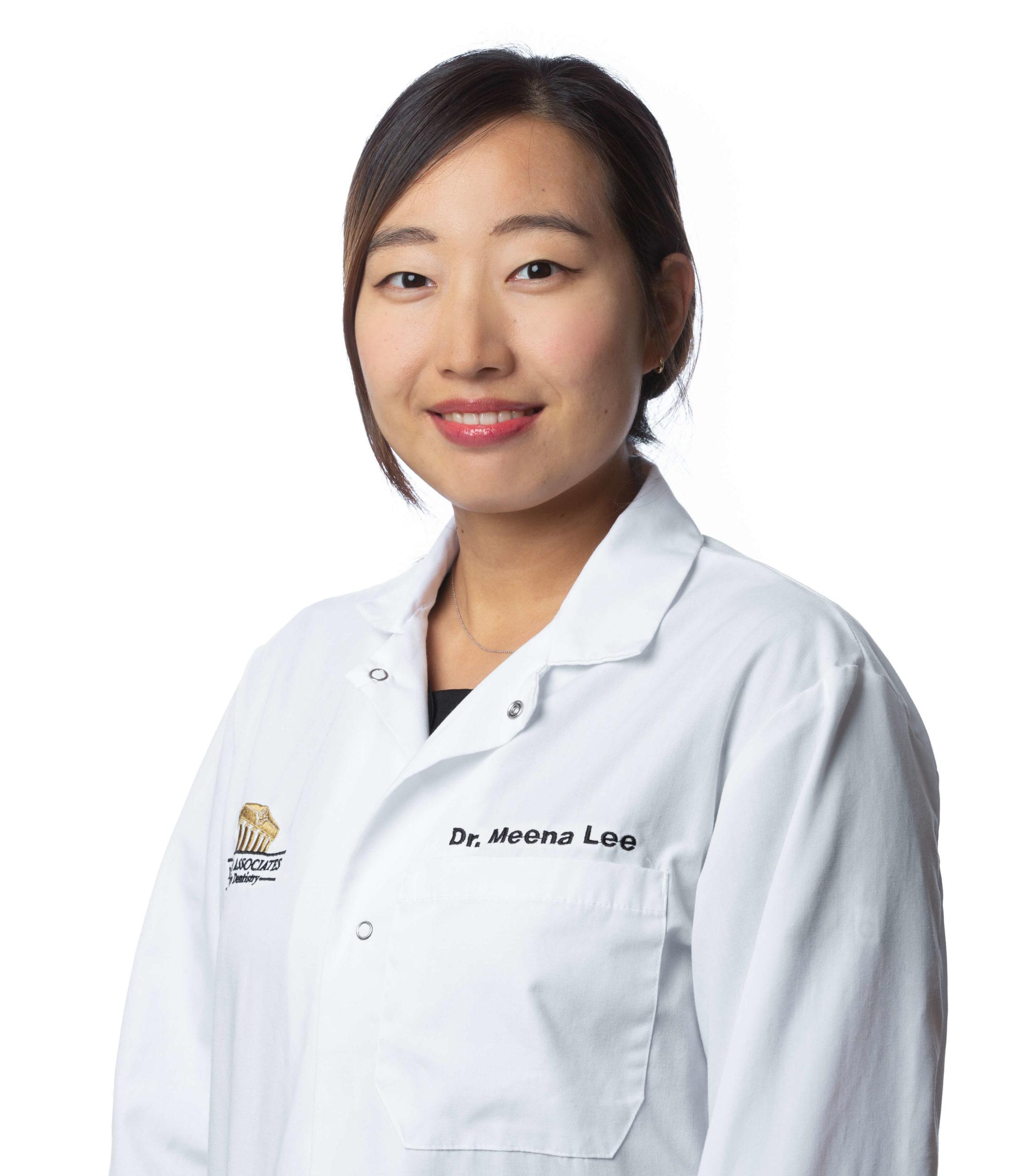 Dr. Meena Lee Headshot