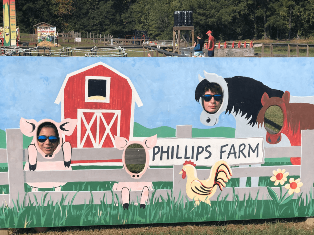 Cary Phillips Farm sponsors
