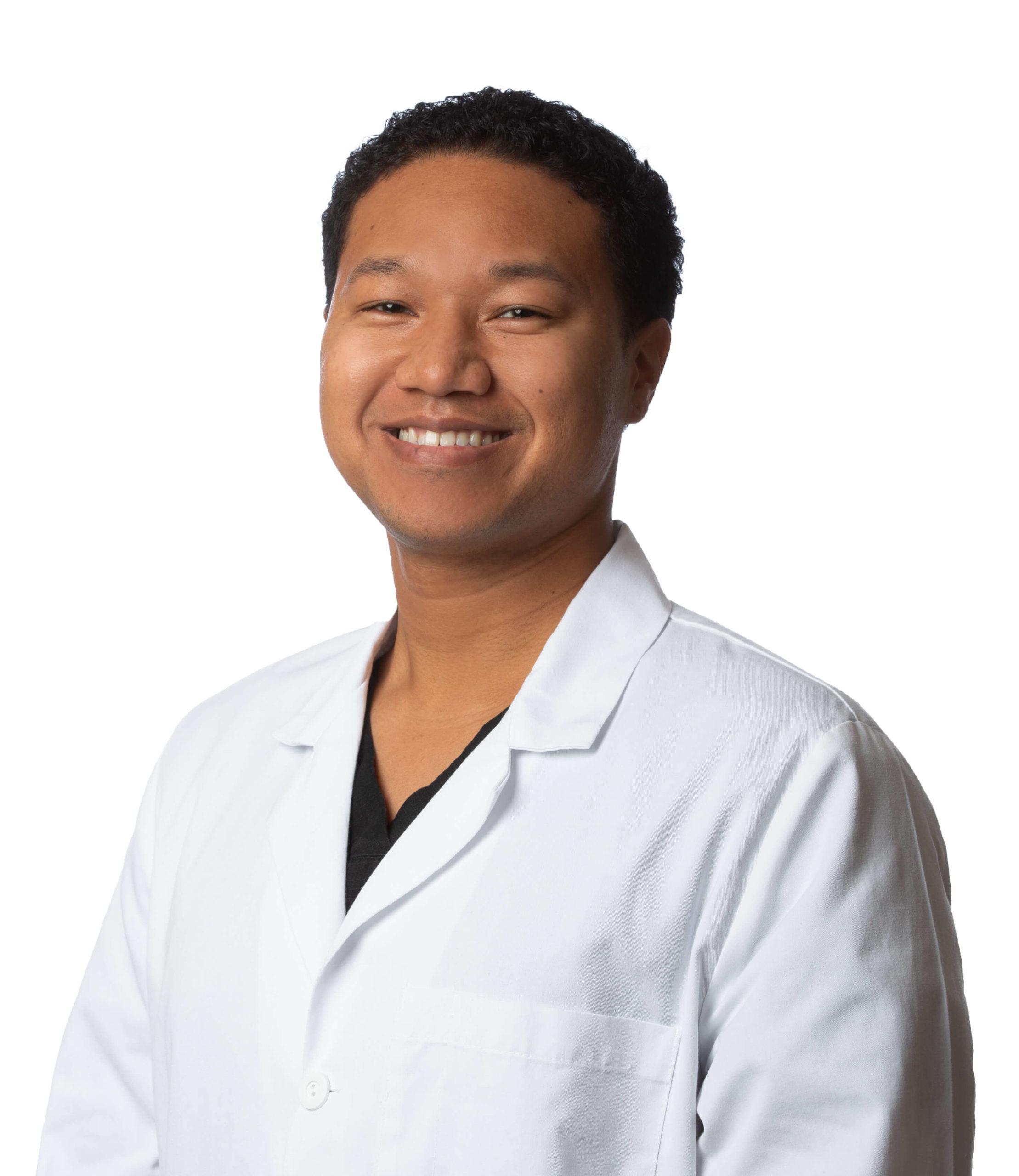 Dr. Brandon Murray headshot