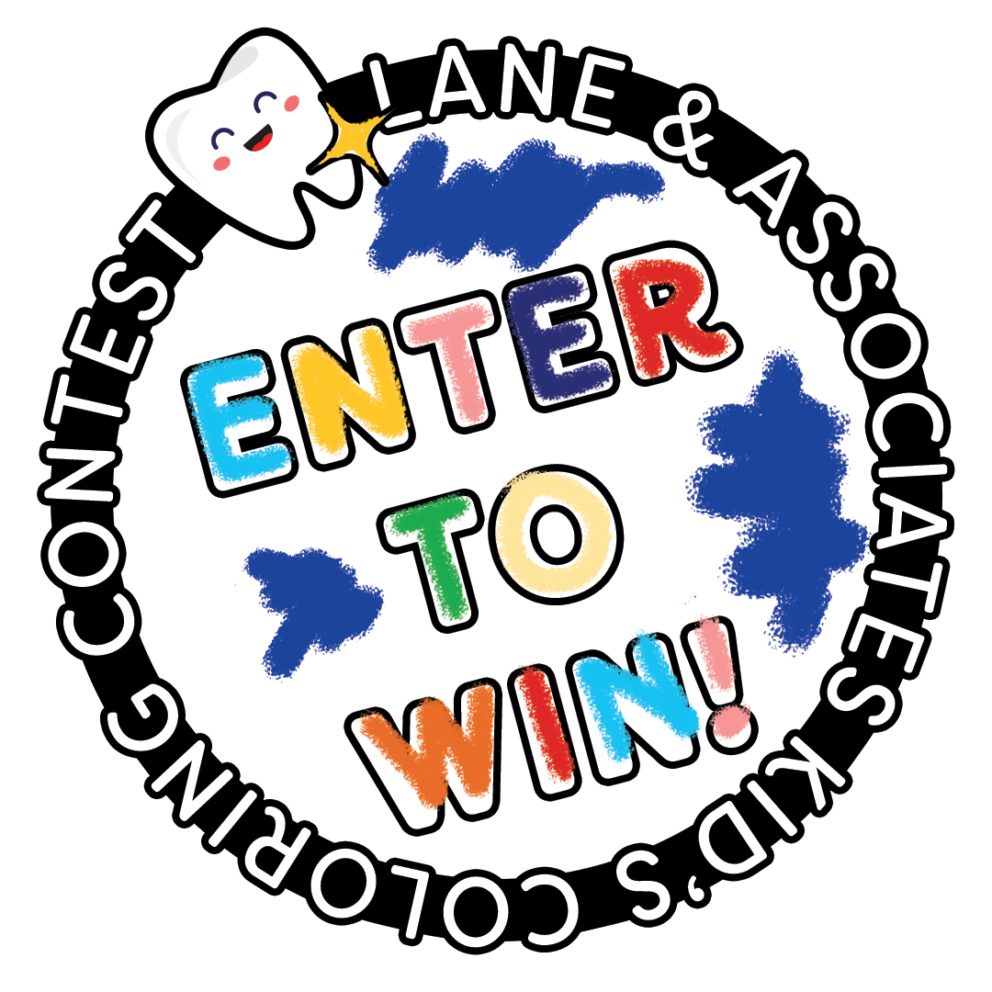 Enter to win coloring contest button