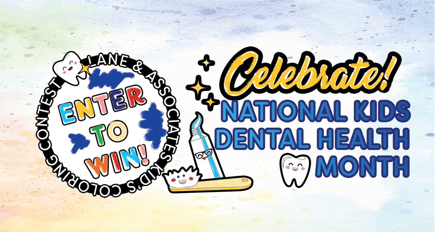 color contest childrens dental health month