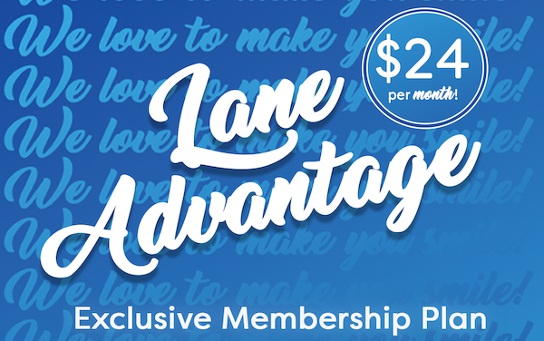 lane advantage membership