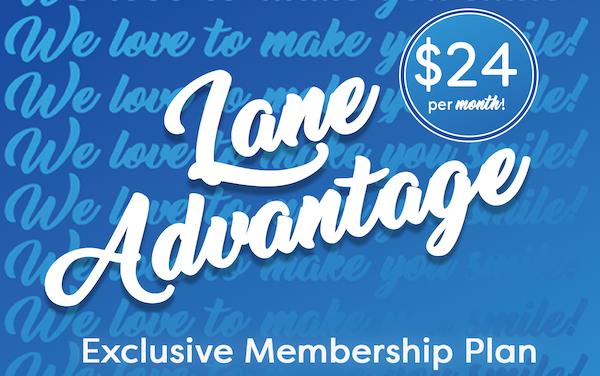 lane advantage membership