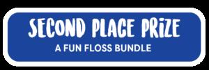2nd place prize fun floss bundle