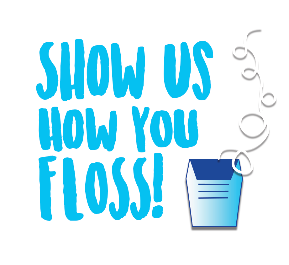 show us how you floss