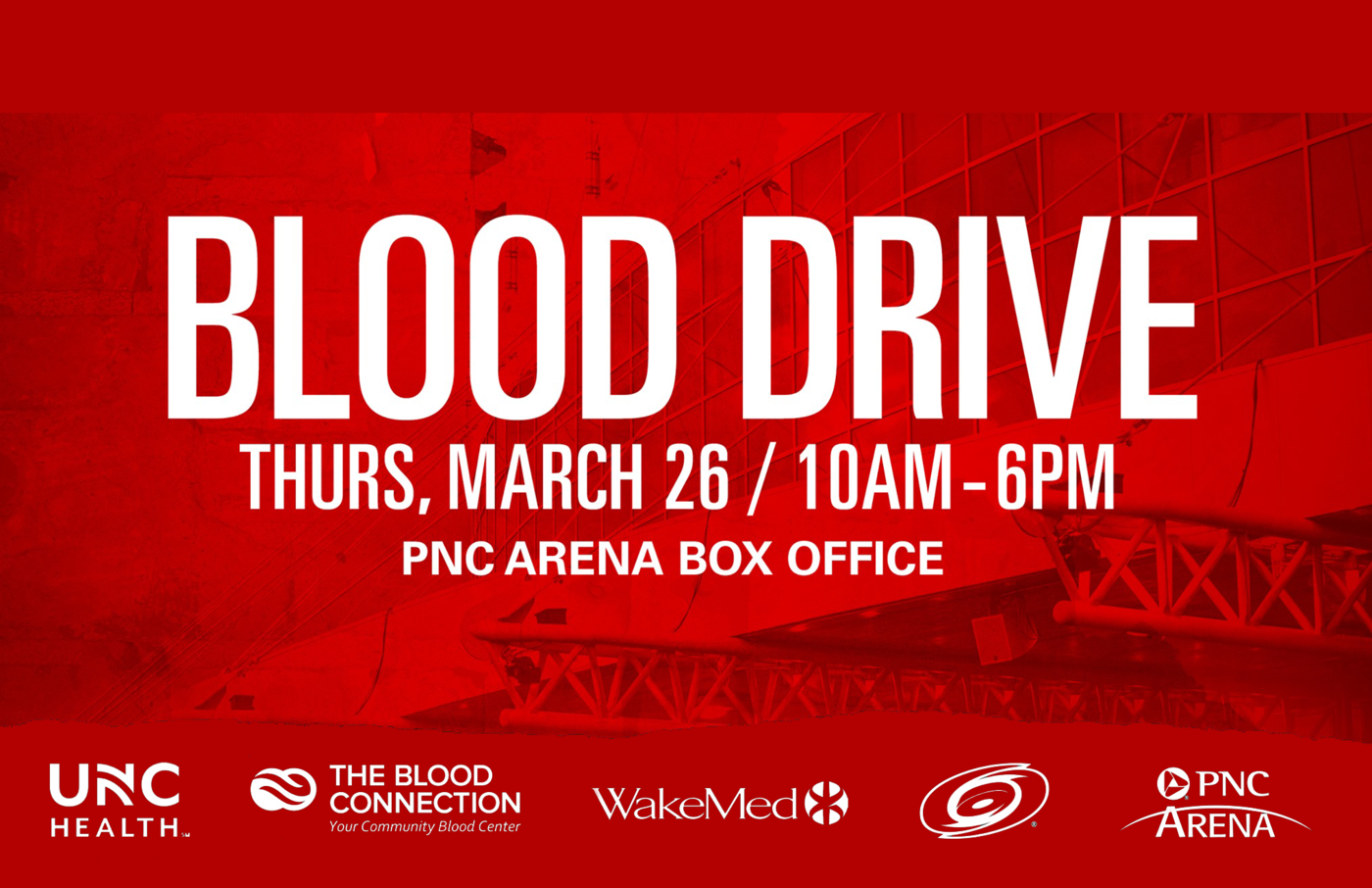 blood drive march 26th info