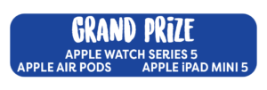 grand prize apple prize pack