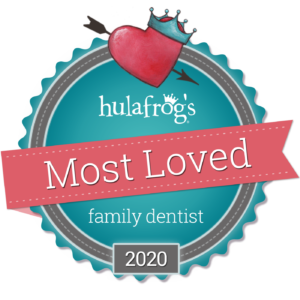 2020 Most Loved Family Dentist in Cary NC