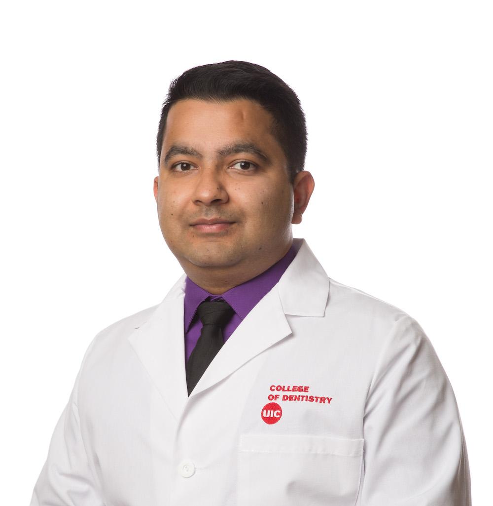Dr. Muhammad Saeed Headshot