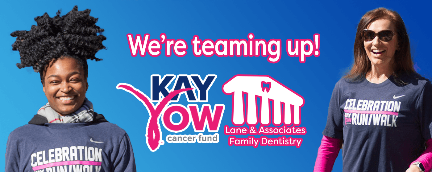 we're teaming up! kay yow and lane and associates