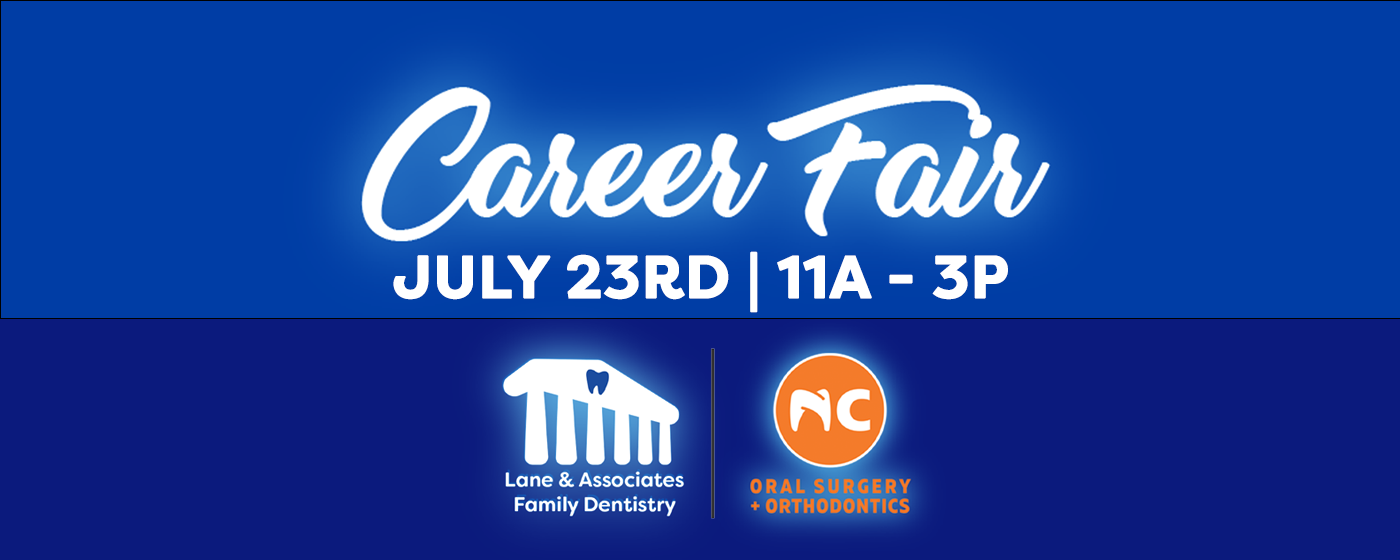 career fair in Garner NC at Lane and Associates