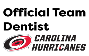 Official Team Dentist of The Carolina Hurricanes