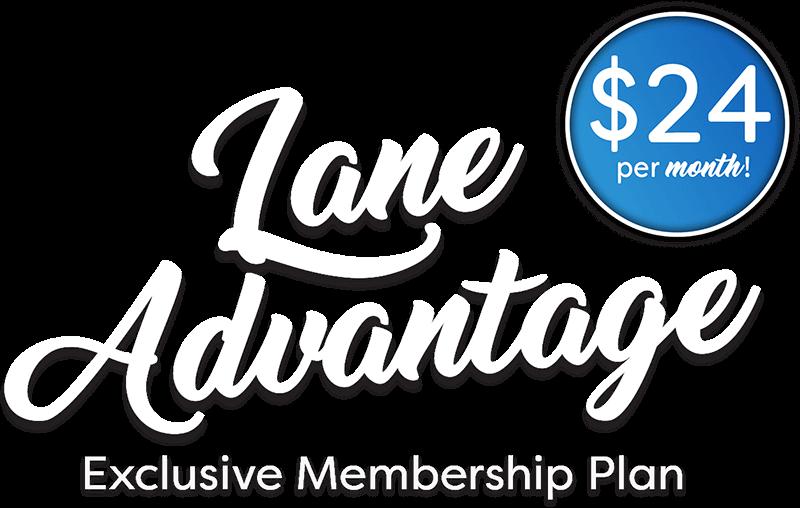 lane advantage logo