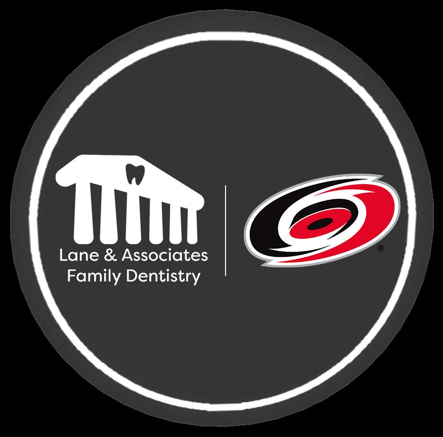 Hockey Puck with logos